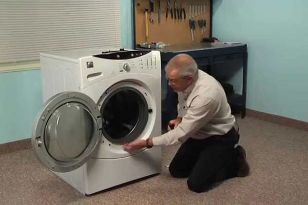 Repairing-GE-Washing-Machine